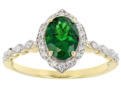 Tsavorite Jewelry