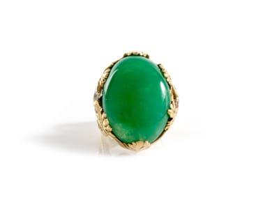 Chrysoprase Jewelry