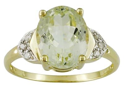 Hiddenite Jewelry