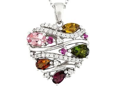 Elbaite Jewelry
