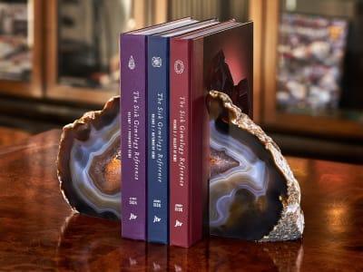 Sisk gemology reference books