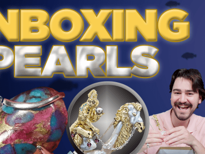Gemstones of the Sea | Unboxing Pearls
