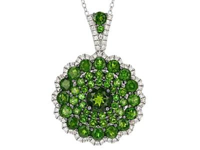 Chrome Diopside Jewelry
