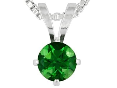 Chrome Tourmaline Jewelry