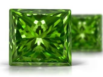Irradiated Diamond