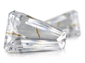 Lithiophilite In Quartz Quartz