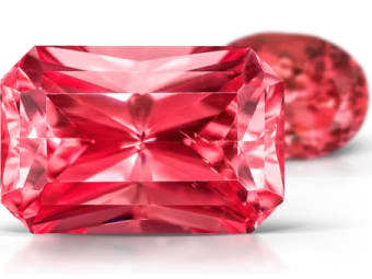 Rhodochrosite (single crystal) Rhodochrosite