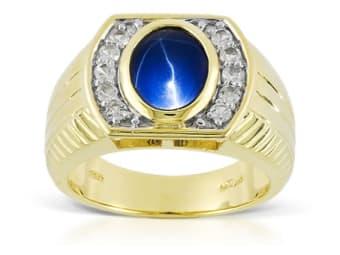 Cat's-Eye Sapphire