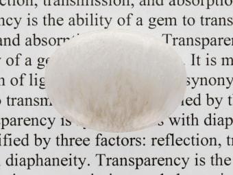 Opaque Gemstone