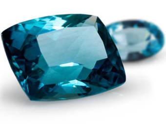 Blue Zircon Gemstones