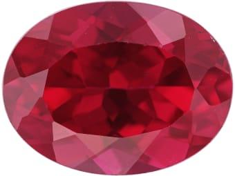 Lab Created Czochralski Ruby