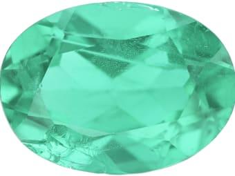 Flux Growth Emerald